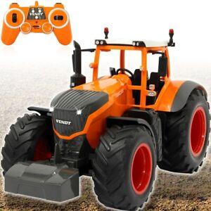 Traktor FENDT Ferngesteuert Modell 1:16 RC Spielzeug Kind Landwirschaft Fahrzeug