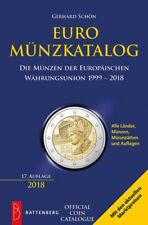 EURO MÜNZKATALOG 17. AUFLAGE 2018 (5112-2018)