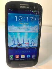 Samsung Galaxy S III GT-I9300 - 16GB - Pebble (Unlocked) Smartphone - Cracks