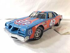 FRANKLIN MINT 1/24 Scale '77 RICHARD PETTY RACE CAR Oldsmobile #43 ~ No Box