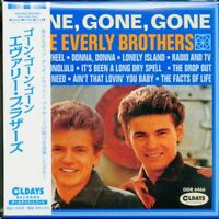 EVERLY BROTHERS-GONE. GONE. GONE-JAPAN MINI LP CD BONUS TRACK C94