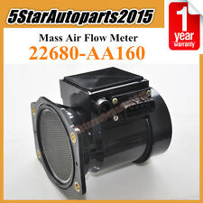New Mass Air Flow Sensor 22680-AA160 fits Subaru Forester Impreza Legacy Outback