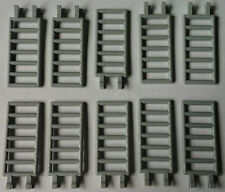 LEGO® 10x Leiter (Ladder with double snap clips grey) 4275673 Neuware grau 6020