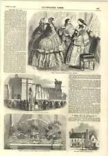 1856 Jolly Farmers Farnham Kent Gateway Of Stafford Jail
