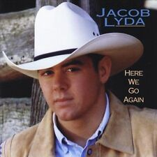 Here We Go Again by Jacob Lyda (CD, Oct-2012, BGR Records (USA))