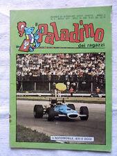 IL PALADINO Dei Ragazzi Anno II N 4 Aprile 1971 Rivista Fumetto