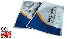 8 X detección de cocaína droga orina/Kit de prueba de pruebas