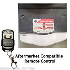 Garage Roller Door Remote Control Compatible in B&D Model: 305 Frequency 433Mhz