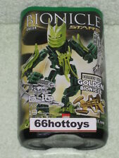 LEGO BIONICLE STARS 7117 Gresh Collect The Golden Bionicle Lego 7117NEW