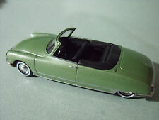 CITROEN  DS  19  CABRIOLET  1961   SOLIDO  1/43