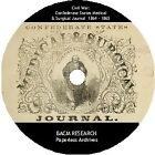Civil War: Confederate States Medical & Surgical Journal 1864 - 1865