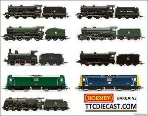Hornby Locomotive sale! Prices way below RRP! OO Gauge, Grab a Bargain!