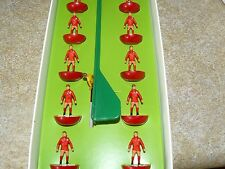 Gales 1969 Subbuteo Top Spin Equipo