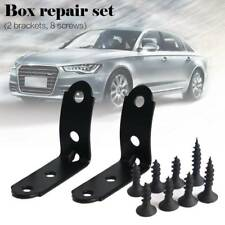 For Audi A4 S4 RS4 B6 B7 8E Glove Box Repair Kit 2001-2008 Black Replacement