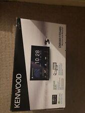 "KENWOOD DMX8019DABS Car Audio  DAB+ radio Wifi Smartphone Control 7.0"" WVGA UK.."