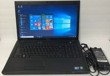 "Dell Vostro 3700 - 17.3"" Intel i5-M520 2.40GHz 4GB RAM 250GB HDD Windows 10pro"