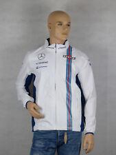 Williams Martini Racing Formel 1 Herren Regenjacke Gr. M Men's Rain Jacket