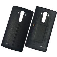 BATERÍA ORIGINAL GENUINA CARCASA TRASERA PARA LG G4 H815 H815T NFC Cuero Negro