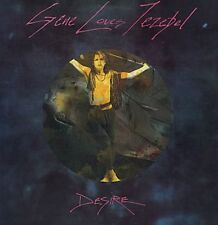 Gene Loves Jezebel Desire  Uk 5 track Ep