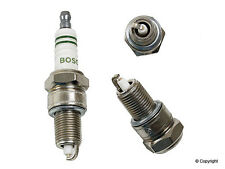 Lot of 4 BOSCH SILVER Spark Plugs WR9LS WR 9 LS Silber