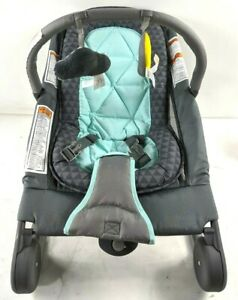 Summer 2-in-1 Bouncer & Rocker Duo Soothing Vibrations Removable Toys Compact
