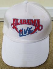 Alabama Live Vintage Trucker Mesh Baseball Hat Old Country Music Concert Tour