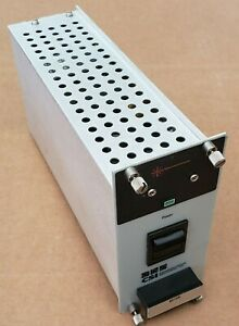 Used Artel Fiberlink/CSI 6010A Universal Switching Power Supply for 6000A Rack