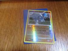 Carte Pokémon Rare Holo Reverse Charkos 120 PV 33/123 (Trésors mystérieux)