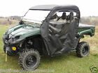 FULL CAB Enclosure + Clear Lexan Windshield ~ Yamaha VIKING New ~ UTV 3 Colors