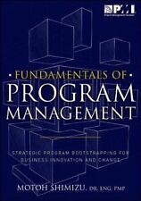Fundamentals of Program Management: Strategic Program Bootstrapping for Busines