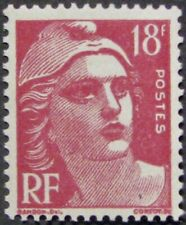 "FRANCE #654: MH ""Marianne"" issue from 1951"