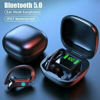 Wireless Bluetooth 5.0 Earbuds TWS MD03 Waterproof Headphone Stereo Headset S2P9