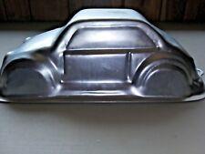 Wilton 3D Car Cake Pan 2001 #2105-2043 Birthday Party Cake Metal Celebration