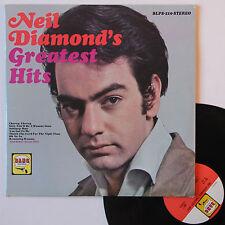 "LP Neil Diamond  ""Greatest hits"""