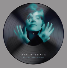 "David Bowie ""In The Beginning"" New 2020 Ltd Picture Disc Vinyl Lp -Presale 14Aug"