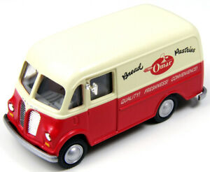 Classic Metal Works Metro Delivery Truck-Omar Bread #30404