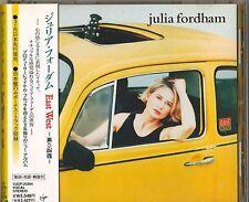 "Japan CD Import with Obi Strip, Julia Fordham; ""East West"" UPC 4988006729407"