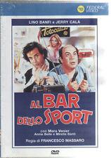 Al bar dello sport - Francesco Massaro - Cecchi Gori - DVD NUOVO