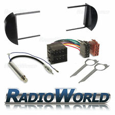 VW New Beetle 98-2010 Facia/ Fascia Panel Single DIN Stereo/Radio Fitting Kit