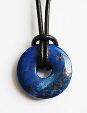 Edelstein-Anhänger, Lapis Lazuli, Donut rund, Ø 20 mm