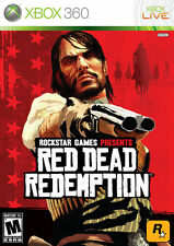Xbox 360 : Red Dead Redemption Video Game Free Shipping