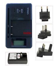 EP500 Battery Charger for Sony Ericsson Xperia X8 E15i Vivaz U5 U5i U8 U8i Pro
