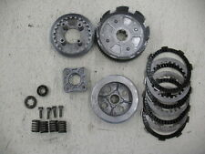 1986 XR100 XR 100 HONDA CLUTCH COMPLETE READY TO USE GOOD TEETH BEARING DISC'S