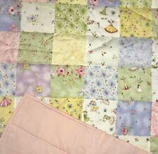 Baby Quilt, New, Crib, Handmade, Sewing