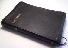 Holy Bible, KJV, 1937, Collins Illustrated, Fontana 16mo Reference Bible