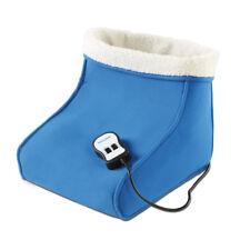 Fußwärmer elektrisch mit Massage-Funktion Wärmeschuh Heizschuh