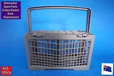 Dishwasher Cutlery Basket Rack Suits Many OEM Brands Grey NEW (B95)