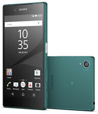 Unlocked Smartphone Sony Ericsson Xperia Z5 E6653 32GB 4G LTE Octa-core - Green