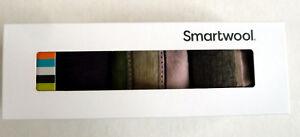 New Women`s Smartwool Ultra Comfy Trio 3 Sock Gift Set Merino Wool MSRP$60