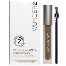Wunder2 Wunderbrow Gel per Sopracciglia Waterproof a lunga durata (b4t)